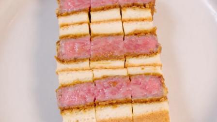 世界上最贵的三明治,一口下去就要180美元,看制作材料感觉不亏