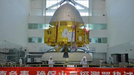 我们的太空新征程!中国2020年向火星出发