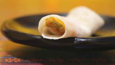 """餐创天下小吃培训教您如何做出月售超3300份的""""辣椒卷饼"""""""
