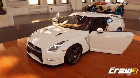 飙酷车神2:37w买了一台日产GTR,大伙说亏了还是赚了