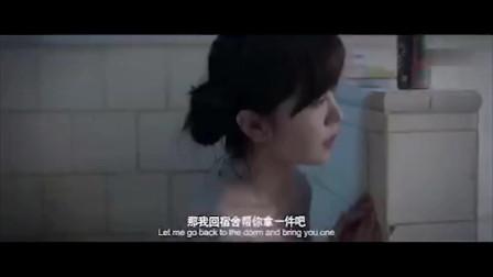"""美女学生洗澡内衣被偷,又发现窗边有人偷看,惨了""""女生宿舍"""""""