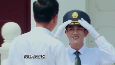 杜江为拍摄《我和我的祖国》训练军姿,穿上军装简直仪仗队男神!