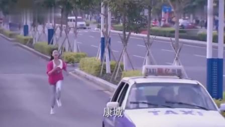 喜剧:婆婆看到怀孕儿媳,竟让司机放大音乐,还让她在后面追着跑