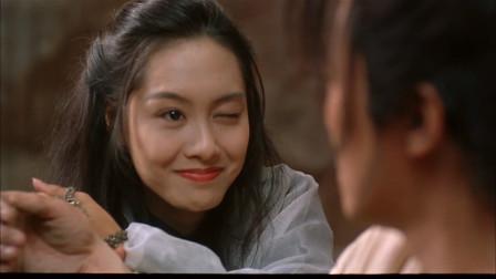 紫霞仙子,灵气逼人,大话西游之大圣娶亲 1995