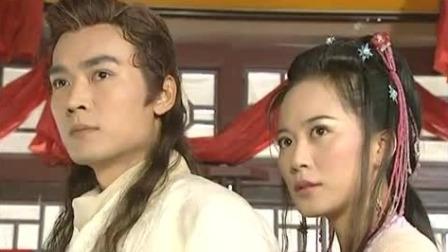 上官飞持刀威胁新娘,李寻欢淡定应对化解危机