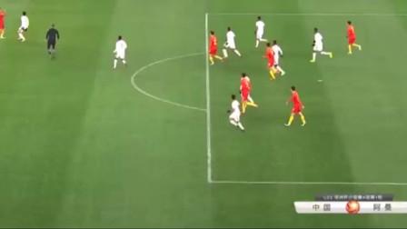 足球:多角度欣赏国足4粒进球,球员个个很拼,