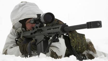 一直不理解,为啥狙击手执行任务时,很少会使用消音器?