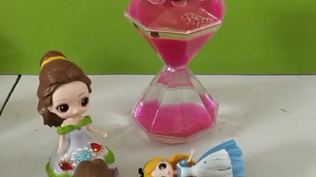 育儿亲子游戏玩具:狠心的贝尔连小贝尔都不放过