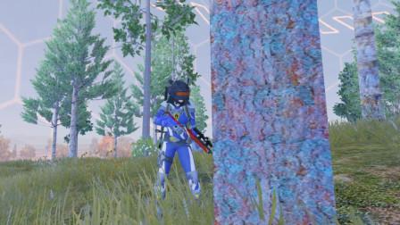 和平精英:暗夜危机 打进决赛圈才发现 四周全是狙击手 我太难了