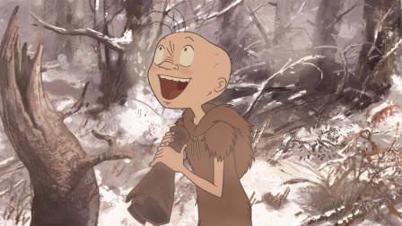 男孩在森林流浪,被父亲当成野人养育,只要踏出森林就会受到惩罚!
