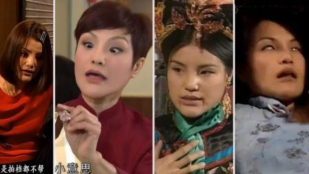 TVB的金牌绿叶马蹄露配角也非常出彩