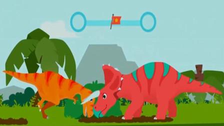 恐龙岛霸王龙世界大冒险 勇闯恐龙岛 恐龙大探险 大营救 陌上千雨解说