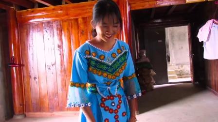 实拍越南农村苗族人的新房子,在农村盖个这样的房子很气派