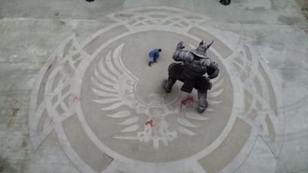 择天记:未修行过的鹿晗竟然就用了一首曲子打败了巨人!