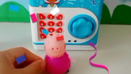 亲子小游戏:猪奶奶为什么不让佩奇吃水果蛋糕