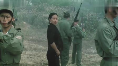 九十年代的国产动作枪战片场面火爆,精彩让人回味
