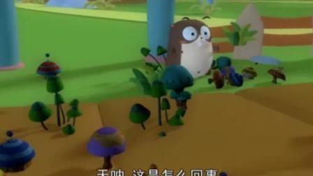 星星牧场:钉钉的农场满地蘑菇,去请求青蛙大叔帮忙!