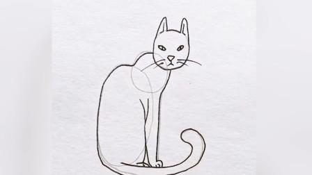 一波简单易学的插画小技巧,画风也是挺可爱的呀
