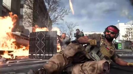 《使命召唤16:现代战争》特别行动宣传片:4人合作PVE战斗