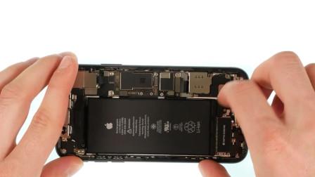 苹果iPhone11拆机视频