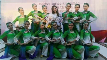 茶飘香 第五届福建百合花奖专业舞蹈比赛金奖作品