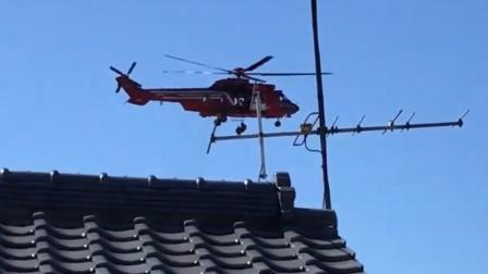救灾直升机失误致女子高空坠亡,东京消防厅致歉