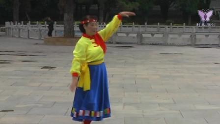 麻城市太極文藝隊蒙古舞草原在哪里