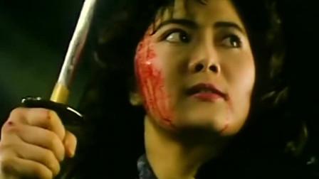 皇家师姐:杨丽菁又漂亮又能打,刀战女特务
