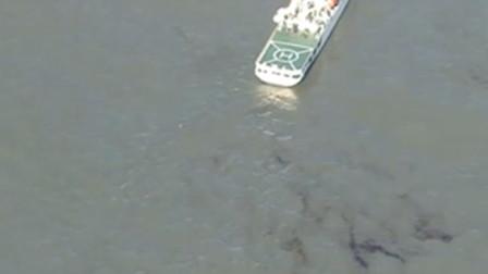 一货船台风天在日本近海沉没 5名中国籍船员遇难