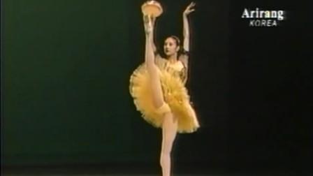 【芭蕾】艾丝美拉达大双人舞 - 谭元元&Roman Rykine