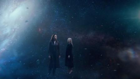 X战警: 黑凤凰这段特效实在太炫,普通房间瞬间变成外太空