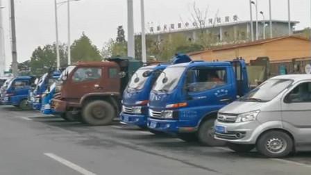 记者探访货车非法改装市场 ,仍有人在偷偷干