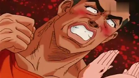 灌篮高手:看赤木刚宪怎么耻辱都是樱木花道的,太搞笑了!