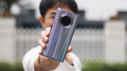 华为Mate30Pro,拍照秒杀iPhone11,不愧是DXO第一