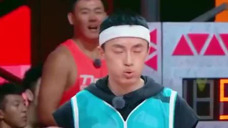 这就是灌篮2:这位选手诠释了街球的花里胡哨!华而不实!头盔哥要生气了!
