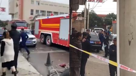 河北张家口一宾馆取暖炉崩裂 致1死2伤