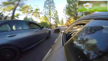 奔驰AMG GTR和E63S区别有多大?比一下加速就知道了
