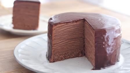 【中字】【HidaMari】巧克力千层蛋糕