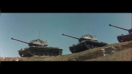 一部最经典的二战电影 真实还原坦克大决战