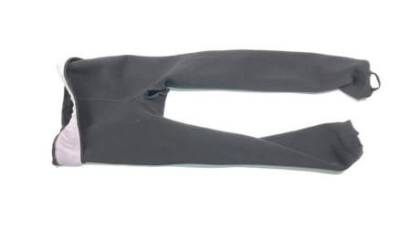 你家有不穿的旧打底裤吗?简单剪4下,一年省不少钱,早学早受益
