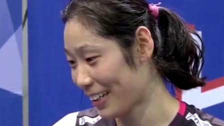 大战之前拒绝专访,朱婷被郎平表扬,女排夺冠势在必得