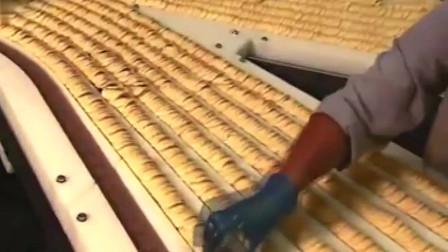 原来薯片是这么生产出来的!员工:我偷吃几片没问题吧