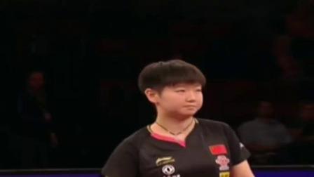 共度晨光 2019 德国乒乓球公开赛,许昕梁靖崑男子双打夺冠