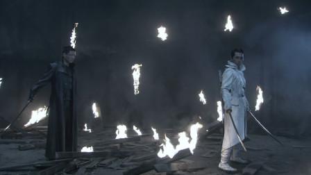 暴躁影视解说:神操作!燕双鹰和日本武士单挑,这动作戏看得过瘾