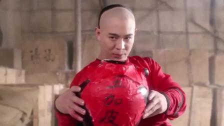 李连杰的功夫片除了无影脚,黄师傅的拳是什么拳?