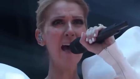 席琳迪翁震撼演唱《泰坦尼克号》主题曲《我心永恒》,全球销量过千万