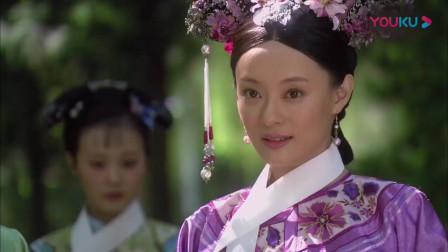 甄嬛传:甄嬛对安陵容是真的好,要把她引荐给皇上,太大度了!