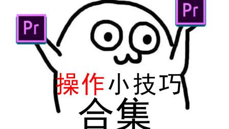 【PR教程】PR各种操作小技巧合集14播放不清楚,暂停又清楚