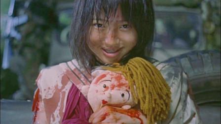 真人版大逃杀,吃鸡游戏就是模仿它,一部十分脑洞的日本电影