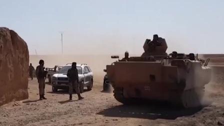 土耳其对叙北部库武发动军事打击 库尔德与叙政府和俄罗斯达成协议 政府军将进驻叙土边境 首都晚间报道 20191014 1080